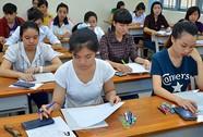 Nhiều trường ĐH công lập tuyển nguyện vọng bổ sung