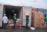 Thêm 14 container hàng nghi nhập lậu