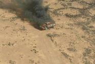 Jordan tiêu diệt xe Syria vượt qua biên giới