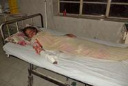 Cô gái bị gia đình hành quyết vì lấy người yêu