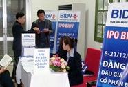 Hơn 2,8 tỉ cổ phiếu BIDV sắp lên sàn