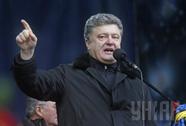 Tổng thống Ukraine tuyên bố ngừng bắn 1 tuần ở miền Đông