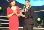 B.Bình Dương giành nhiều giải thưởng