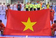 Thêm sân chơi cho futsal TP HCM