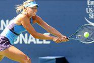 Sharapova vất vả ở Rogers Cup