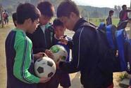 Học bóng đá Nhật