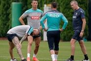 Hồi hộp với chấn thương của Ronaldo
