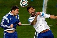 Neymar gọi, Messi trả lời