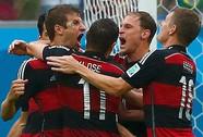 Đức - Argentina: Thành bại chẳng tại... hàng công!