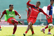 Thêm 2 trận đấu tập cho tuyển Việt Nam