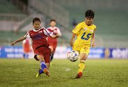 Đội nữ TP HCM hòa đội yếu nhất giải