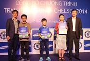 Cơ hội cho trẻ em Việt gặp sao Chelsea