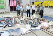 Vụ sập trần Nhà thi đấu TDTT Phan Đình Phùng: Tái khởi động dự án