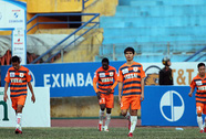AFC họp kín, V.Ninh Bình đi Myanmar