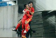 Đội Việt Nam thắng trận cầu danh dự