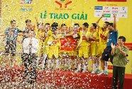 TP HCM 1 vô địch giải bóng đá trẻ có hoàn cảnh đặc biệt