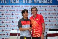 HLV Miura ra mắt cùng Myanmar