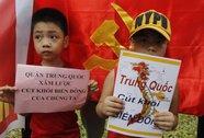 Thế giới đồng loạt đưa tin tuần hành phản đối Trung Quốc ở VN