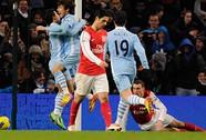Arsenal - Manchester City: Sợ bị xát thêm muối