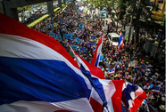 Tiếp tục biểu tình chống chính phủ ở Bangkok