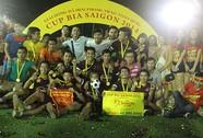 Bóng đá Hà Nội quyết tạo dấu ấn ở VCK