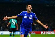 Fabregas trở lại ám ảnh Arsenal