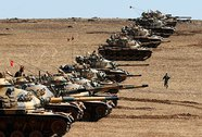IS áp sát Thổ Nhĩ Kỳ