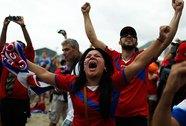 World Cup 2014: Châu Mỹ thắng thế