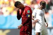 Quả bóng vàng ám Ronaldo
