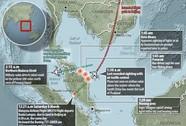 Máy bay MH370 bị giấu trong rừng rậm?