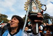 Thức tỉnh vì Messi