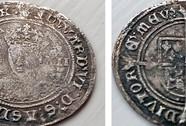 Đồng xu cổ viết lại lịch sử Canada