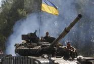 Bị bao vây, binh sĩ Ukraine đề nghị đầu hàng