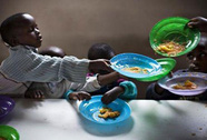 Thiên tai, xung đột đe dọa nỗ lực chống đói
