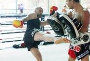 Đến Thái Lan luyện Muay