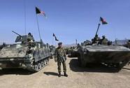 Ấn Độ mua vũ khí cho Afghanistan