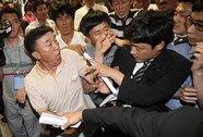 Thủy thủ đoàn tàu Sewol bị xét xử