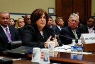 Giám đốc Sở Mật vụ Mỹ từ chức