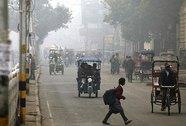 Đừng hít thở sâu ở New Delhi