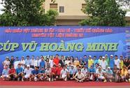 Giải Quần vợt tranh Cúp Vũ Hoàng Minh: 400 tay vợt, 158 đôi tranh tài