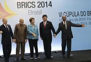 BRICS và thách thức Trung Quốc