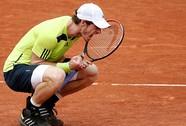 Giải Quần vợt Pháp mở rộng 2014: Federer bị loại, Murray thắng nhọc