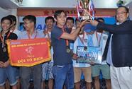 Đội Lâm Quang Đại vô địch Daikin Cup 2014 miền Nam