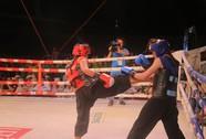 Giải Võ thuật cổ truyền, Boxing toàn quốc Let's Viet lần II-2014: Tuyết Mai khẳng định sức mạnh
