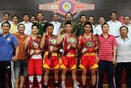 Khai hội võ Việt