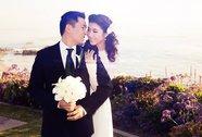 Ngọc Quyên khoe ảnh cưới đẹp lộng lẫy