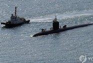 Mỹ đưa tàu hạt nhân đến Hàn Quốc