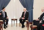 Đảng WikiLeaks đến Syria gặp ông Assad