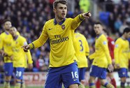 Arsenal sợ mất tốp 4