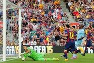 Chưa cần Suarez, Barca vẫn đáng sợ